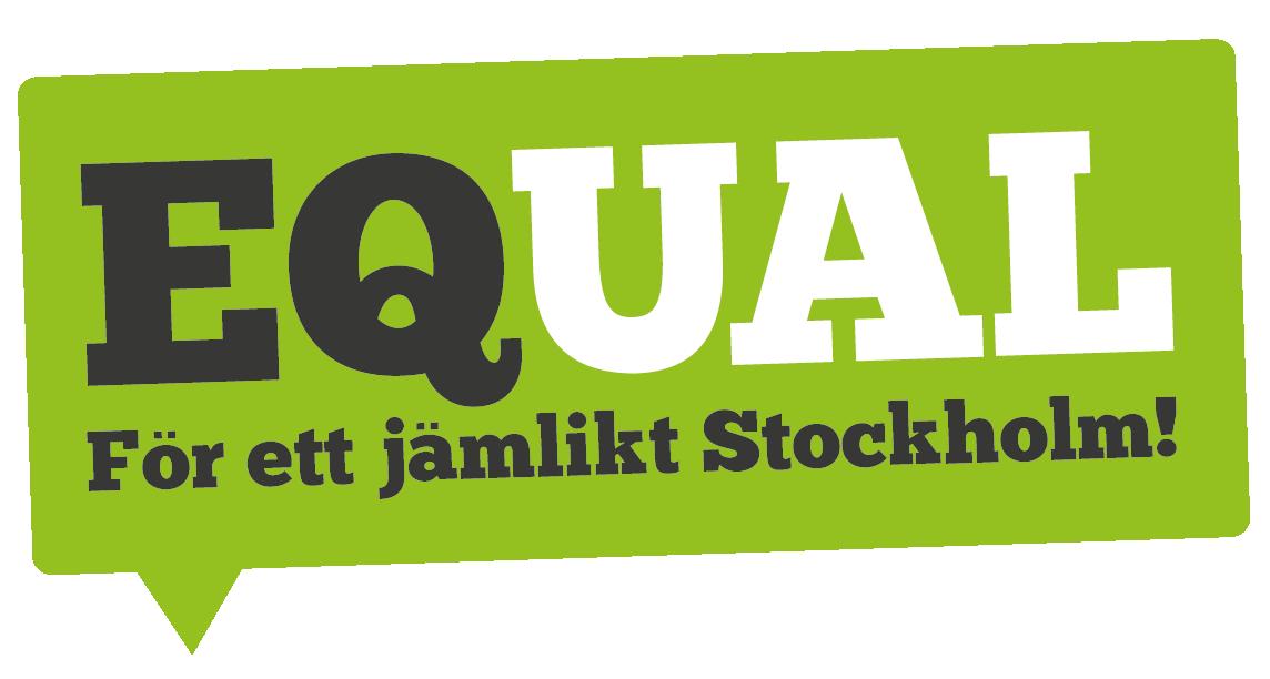 Equal - För ett jämlikt Stockholm