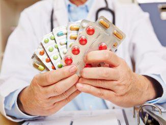 Antidepressiva piller