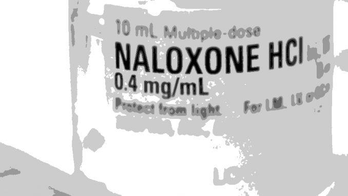 Naloxon -en räddare i nöden för många