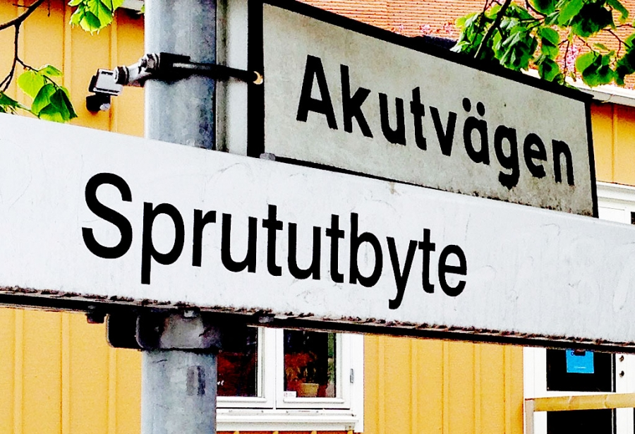 Sprututbyte -en segdragen historia som nu tar fart