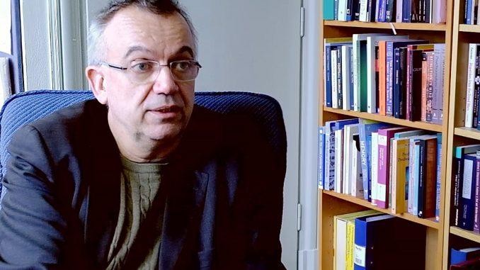 Stefan Hau: I Tyskland har man rätt till psykoterapi
