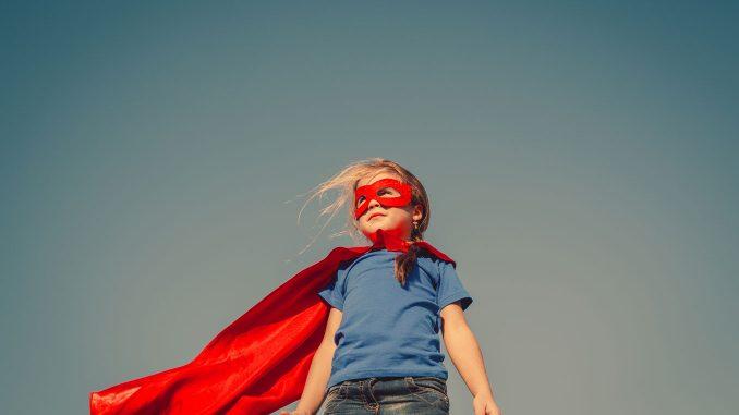 Jag har aldrig haft nån superkraft!