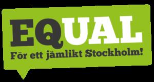 Equal För ett jämligt Stockholm