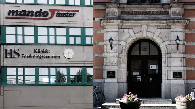 Störd ätstörningsvård i Stockholm