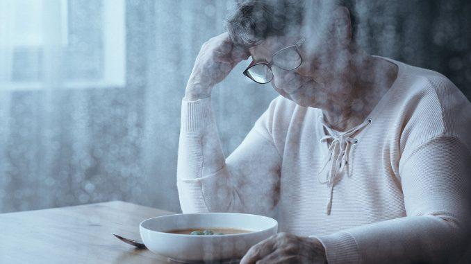 """Äldre med ätstörning – """"ingen prioritering"""""""
