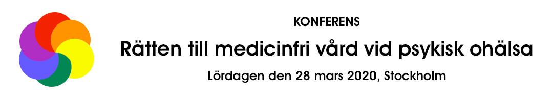 Rätten till medicinfri vård vid psykisk ohälsa