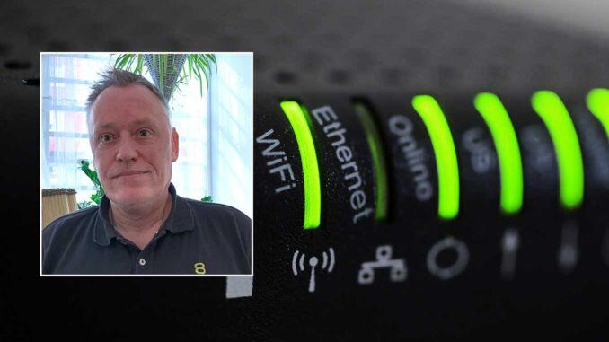 Personer på försörjningsstöd har rätt till bredband hemma