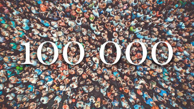 Över 100 000 besökare på Equal under 2020