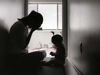 Ensamstående mamma