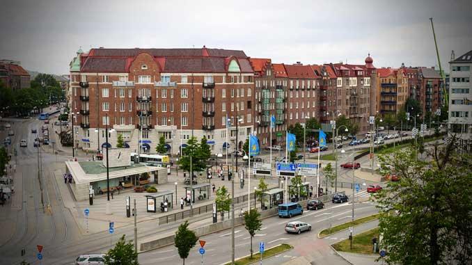 Götegorg City